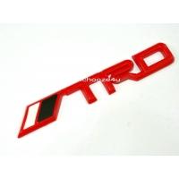 TRD Red эмблема для Celica