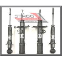 Комплект амортизаторов для Toyota Celica T23# 00-05 TOKICO STAGG SHS
