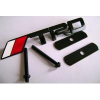 TRD эмблема решетки радиатора Black для Celica