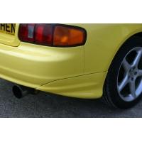 Накладки заднего бампера для Toyota Celica T20# 94-96 TRD Style