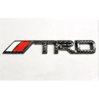 TRD Carbon эмблема для Celica