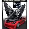 Фары Halo DLR BLACK STYLE для Toyota Celica T23# 00-05