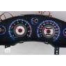 Накладка на щиток приборов для Toyota MR2 W20 89-99 INDIGLO