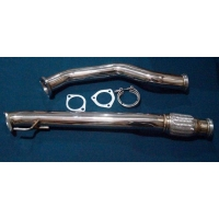 Downpipe + Frontpipe для Toyota Celica Т205 3S-GTE 94-99
