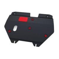 Защита картера двигателя и КПП для Toyota Celica T23# 00-05 (сталь  2,0 мм)