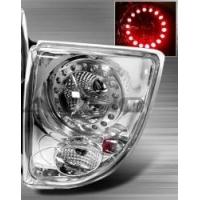 Задние фонари для Toyota Celica T23# 00-05 c LED диодами Chome
