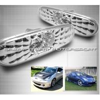 Боковые габариты для Toyota Celica T23# 00-05 / MR2 00-05 Chrom Style