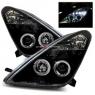 Фары для Toyota Celica T23# 00-05 Halo LED BLACK STYLE