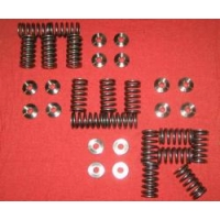 Комплект клапанных пружин и тарелок для Toyota Celica T23# 00-05 GTS 2ZZ-GE MWR