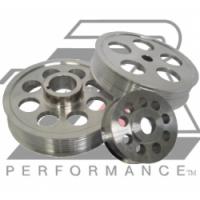 Комплект из 3-х облегченные шкивов для Toyota Celica T23# 00-05 GTS 2ZZ-GE от Ralco RZ