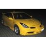Передний бампер для Toyota Celica Т23# 00-05 Vizage F1 Style