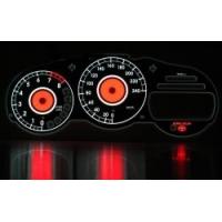 Накладка на щиток приборов для Toyota Celia T23# 00-05 INDIGLO
