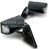 Боковые зеркала для Toyota Celica T23# 00-05 F1 Style с LED поворотником
