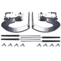 Комплект универсальных Lambo doors петель с угол до 90°