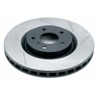 Комплект задних тормозных дисков для Toyota Celica T23# 00-05 Rotora с насечками