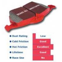 Тормозные колодки задние для Toyota Celica T23# 00-05 EBC Red stuff