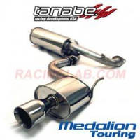 Catback для Toyota Celica T23# 00-05 Tanabe MEDALION TOURING