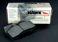 Тормозные колодки передние для Toyota Celica T23# 00-05 HAWK HT-10