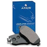 Тормозные колодки передние Deluxe Advanced Ceramic для Toyota Celica T23# 00-05 Axxis