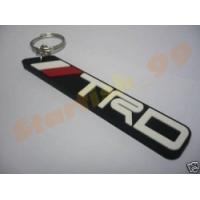 Брелок TRD 3D силиконовый для ключей