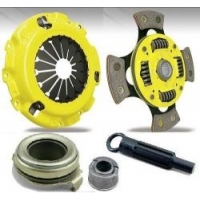 Комплект сцепления для Toyota Celica T23# 00-05 GT/GTS ACT Performance Clutch Kit 4 Puck Sprung (G4)