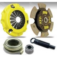 Комплект сцепления для Toyota Celica T23# 00-05 GT/GTS ACT Performance Clutch Kit 6 Puck Sprung (G6)