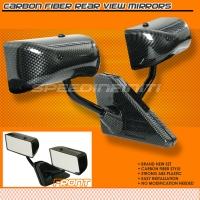 Боковы зеркала для Toyota Celica T23# 00-05 F1 Carbon Style