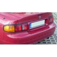 Задняя подномерная рамка под еврономер для Celica T20# 94-99
