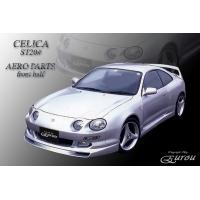 Накладка переднего бампера для Toyota Celica T20# 96-99 EUROU Type2