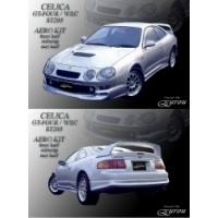Комплект обвеса для Toyota Celica T205 94-99 (GT-FOUR) EUROU GT