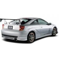 Накладка заднего бампера для Toyota Celica Т23# 00-05 C-ONE Style