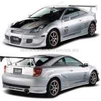Комплект обвеса для Toyota Celica Т23# 00-05 С-ONE ver.2