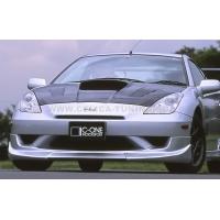 Накладка переднего бампера для Toyota Celica Т23# 03-05 C-ONE Style