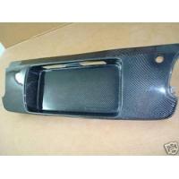 Задняя подномерная рамка Carbon для Celica T20# 94-99