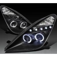 Фары Halo LED BLACK STYLE для Toyota Celica T23# 00-05  Б/У