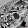 Фары для Toyota Celica T23# 00-05 Halo LED CHROME STYLE