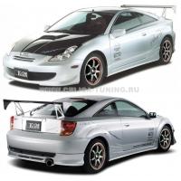 Комплект обвеса для Toyota Celica Т23# 00-03 С-ONE ver.3