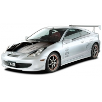 Передний бампер для Toyota Celica Т23# 00-05 C-ONE Style Ver.3