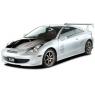 Пороги для Toyota Celica Т23# 00-05 C-ONE Style