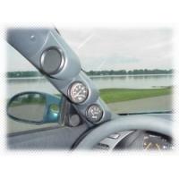 Подиум под 3 доп. прибора для Toyota Celica T18# 90-93