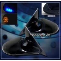 K6 Smoke LED боковые зеркала с указателем поворота на корпусе для Toyota Celica T23# 00-05
