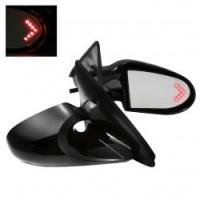K6 LED RED боковые электро зеркала с указателем поворота на корпусе и элементе для Toyota Celica T23# 00-05