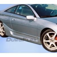 Пороги для Toyota Celica Т23# 00-05 Modena Style