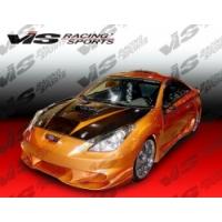 Пороги для Toyota Celica Т23# 00-05 Invader 6 Style