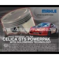 Комплект поршней для Toyota Celica T23# 00-05  2ZZ-GE Mahle 9.0:1