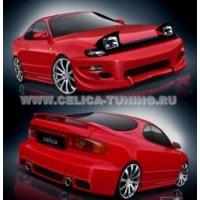 Комплект обвеса для Toyota Celica ST180 89-93 GTX