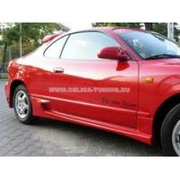 Пороги для Toyota Celica Т18# 89-93 Thunder Style