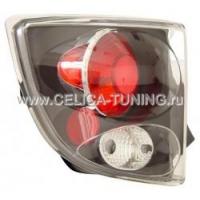 Задние фонари для Toyota Celica T23# 00-05 3d Black
