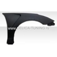 Комплект передних крыльев с воздуховодами для Toyota Celica Т23# 00-05 SLR Style
