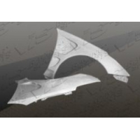 Комплект передних крыльев с воздуховодами для Toyota Celica Т23# 00-05 Laser Style